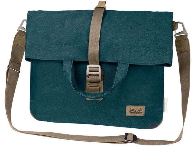Jack Wolfskin Soho Ride Bag teal green